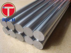 China ASTM A276 Drill Steel Pipe , Stainless Steel Rod Steel Bar For Chemical Industry on sale