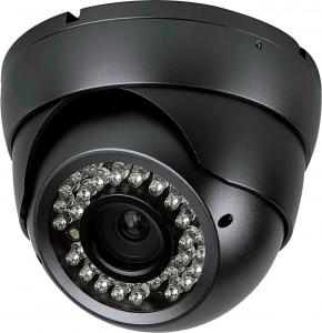 China High Focus AGC CCTV Dome Cameras For Indoor / Outdoor , Smart Light Control on sale