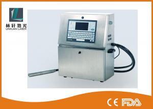 China Imprimante à jet d'encre tenue dans la main industrielle, équipement de codage de jet d'encre pour la bande de conveyeur on sale