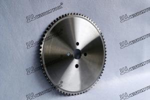 China WISDOM Iron Metal Cutting Saw Blade 160mm diameter-32-2.0-48teeth Metal steel saw blade on sale