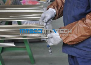 Quality Gas Precision Stainless Steel Tubing , Seamless Stainless Steel Tubing for sale