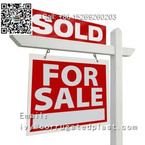 China Factory Price White Easy to Printing Advertising Sign Boards on sale