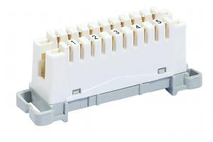 China Precise Design Keystone Insert Module Flexible Size With Multi Functional YH5001 on sale
