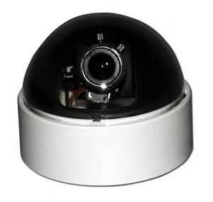 China Black HD CCTV Camera Day CMOS Indoor Dome Camera 1/4 Sharp Color CCD CEE-C009BD on sale
