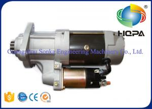 China VOLVO EC360 Excavator Starter Motor SA135161 24V Voltage , ISO9001 Approved on sale