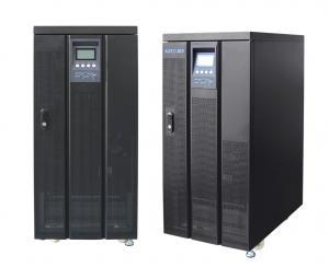 China 380V - 415V 40kva Three Phase Online UPS Parallel Backup 4hrs HP3340H on sale