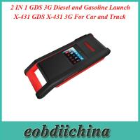 2 IN 1 GDS 3G Diesel and Gasoline Launch X-431 GDS X-431 3G For Car and Truck