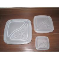 Plastic Box / Container Injection Molding Molds Hot / Cold Runner PP PC Material