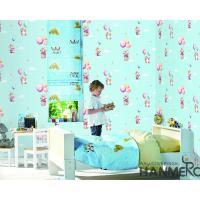 Chinese Wallcovering Wholesaler Cartoon Design PVC Wallpaper Kids Bedroom Decor