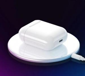 China Wireless Charging 6mm TWS Bluetooth Earpods on sale