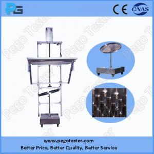 China All-Types IEC60529 IPX1 and IPX2 Drip-proof Test Rig Dripping Water Resistance Testing Equipment for Luminaires on sale
