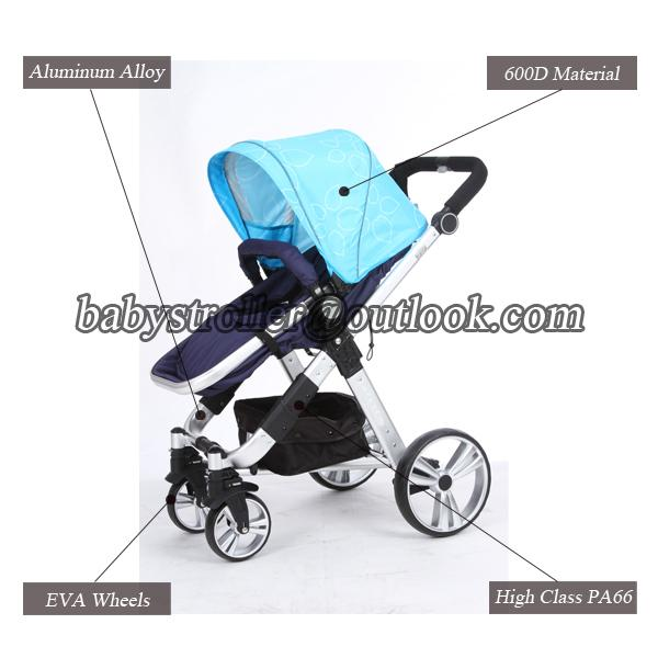 aluminum alloy baby stroller, best baby stroller