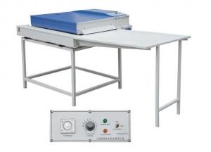 China Fusing machine SF-500 for fabric,lining,cloth,garment,textile on sale