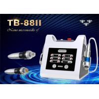 Bipolar Fractional RF Microneedle Machine Cooling Head Radio Frequency Pore Reduction