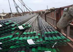 China Seamless Oilfield Tubing Pipe / Water Drill Pipe For Oil Gas Tranportation on sale