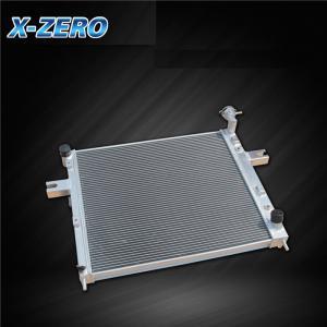 China Виллиса Ларедо виллиса радиатор большого Чероке алюминиевый, ограниченная гоночная машина В8 4.7Л 99-2000 разделяет on sale