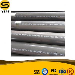 China ASTM A106 Gr.B、A53 Gr.B ASTM A333 Gr.6 API 5L Gr.B Seamless Butt Welding Carbon Steel Pipe on sale