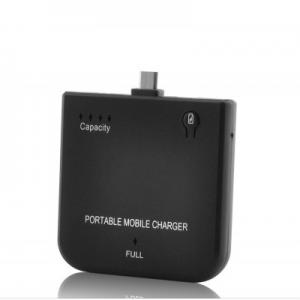 China portable micro usb battery charger for Camera with CE on sale