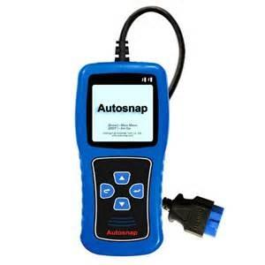 China Autosnap Cr802 OBDII Code Scanner Reader Diagnostic Tool For Cars Acs022 on sale