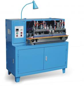 China Lead Wire UL2468 Wire Tinning Machine Twisting / Tin Plating Machine 1800-2000 Pcs / Hour on sale