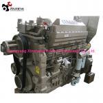 4 Stroke KTA19-C600 448 KW 2100 RPM Diesel Engine Construction Machinery CCEC Cummins