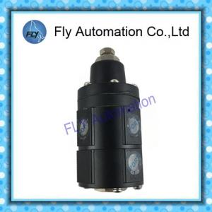 China Aluminium Material Pneumatic System Components Lock Up Valve YT-400S YT-400D on sale