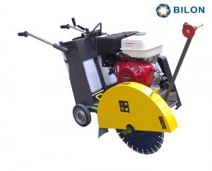 China 400mm Blade Road Cutting Equipment With Honda Gasoline Engine on sale