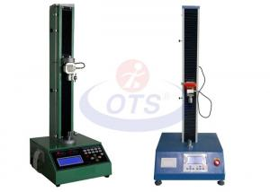 China Digital Electronic Material Testing Machine Rubber Plastic Wire Tensile Strength Test on sale