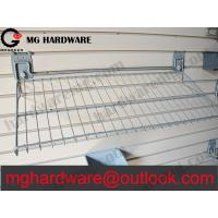 Metal Wire Shelf for shoes Shelf  for slatwall panel hanging system