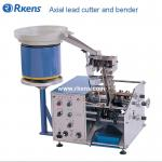 Automatic Taped&loose resistor/diode lead cutting forming kinking machine