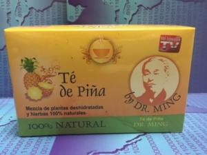 China Dr Ming Chinese Pineapple Tea Weight Loss Te de Pina Reduce Body Fat on sale