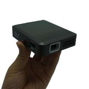 China DLP Micro LED Mini Projector , HD Multimedia pocket projector on sale