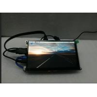 7 Inch 1024x600 IPS Sunlight Readable LCD Monitor Capacitive Touch DC 5V USB Interfaces
