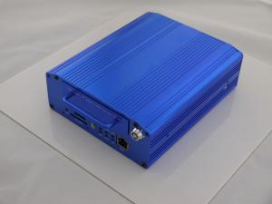 China 4ch Dual HDD SD , H.264 GPS CCTV Mobile DVR GPS , cctv car mobile dvr on sale