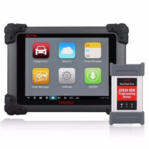 China Latest AUTEL MaxiSys ms908 Pro with J2534 ECU Preprogramming Smart and Fastest auto diagnostic tool  F on sale