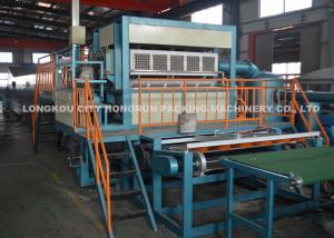 China High Quality Egg Tray Production Line/ Paper Pulp Molding Machine 6000 Pieces / H on sale