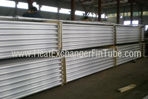 China Extruded aluminum muff tubing ,aluminum alloy tube 6063 Temper O/ ASME SB221 on sale
