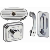 Aluminum CNC Machining Automobile Hardware Parts / Car Door Accessories
