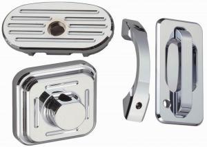 China Aluminum CNC Machining Automobile Hardware Parts / Car Door Accessories on sale