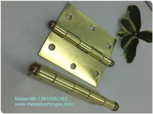 China Heavy Duty Ball Tip Hinges , Loose Pin Hinges Light Weight Customized Size on sale