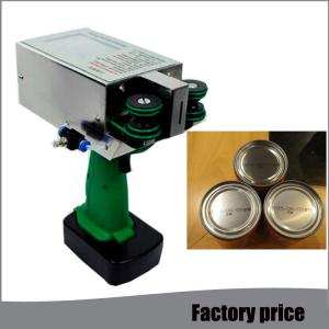 China Light Weight Industrial Inkjet Coder , Date Code Industrial Inkjet Printing Machines on sale