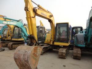 China KOMATSU PC60-7 USED MINI EXCAVATOR FOR SALE on sale