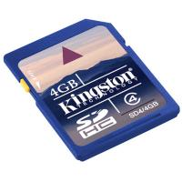 Wireless Kingston SD Memory Card, 4G Kingston Sd Card,  2Mb / s