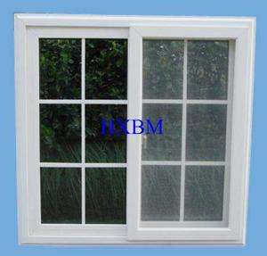 China Ageing Resistance UPVC Windows And Doors Excellent Light And Heat Stability on sale