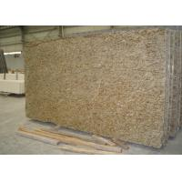 Household Ornamental Gold Granite Stone Slabs Natural Granite Tiles Flooring