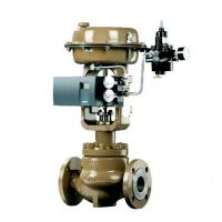 Compact Body Stainless Steel Globe Valve , Globe Control Valve Without Positioner