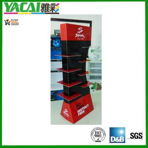 China Cardboard Floor Display Supplier,Custom POP Display factory, POS Display Stand on sale