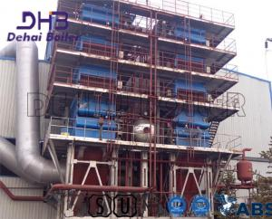 China Modular HRSG Boiler With Soot Blower Vertical Arrangement Compact on sale