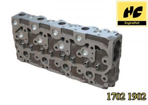 China Cast Iron / Aluminum Cylinder Head Used For Kubota 1702 One Year Warranty on sale