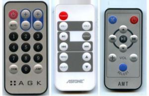 China Slim  Remote Control on sale